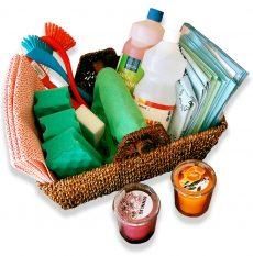 Siivousvälineet puhdistusaineet siivuos Bionella